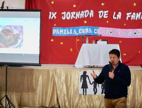 Guerra cultural provida en Suncho Corral (conferencia CIDEPROF) – PARTE 1