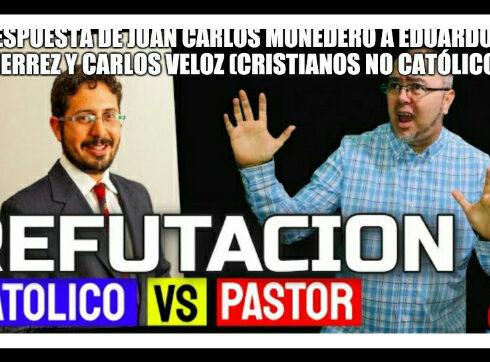 Respuesta pública a cuestionamiento público: debates con cristianos evangélicos