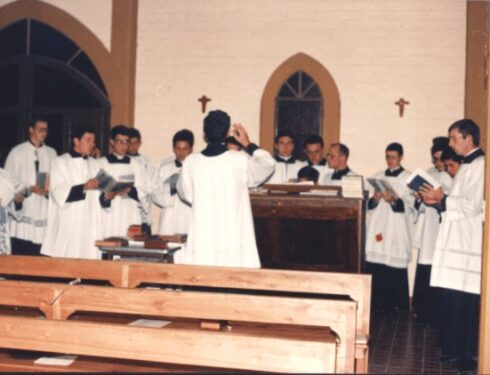 El seminario de San Rafael y el Día de los Muertos – Por Fray Mikel Armarria (seudónimo)
