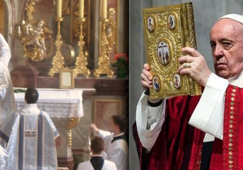 Bergoglio contra la Misa Tridentina. Los católicos fieles responden